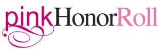Pink Honor Roll Logo