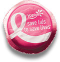 Yoplait Lids to Save Lives